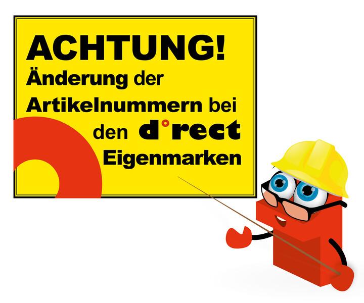 d-rect Eigenmarke