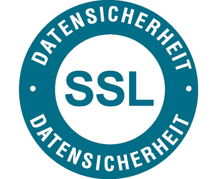 Sicherheit per SSL-Verschlüsselung