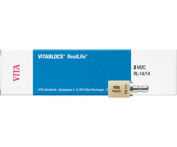 VITABLOCS RealLife for CEREC / inLab