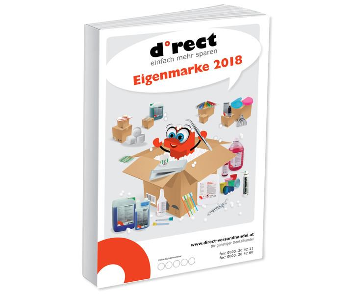 d°rect Eigenmarke 2018