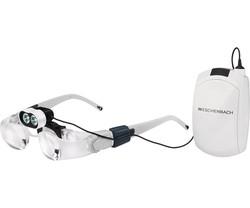 Lupenbrille MaxDetail mit Headlight LED