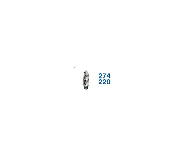 Horico Hartmetallfräser Fig. S274/220
