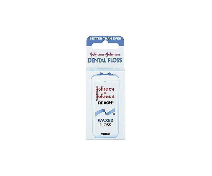 Reach Dental Floss, gewachst