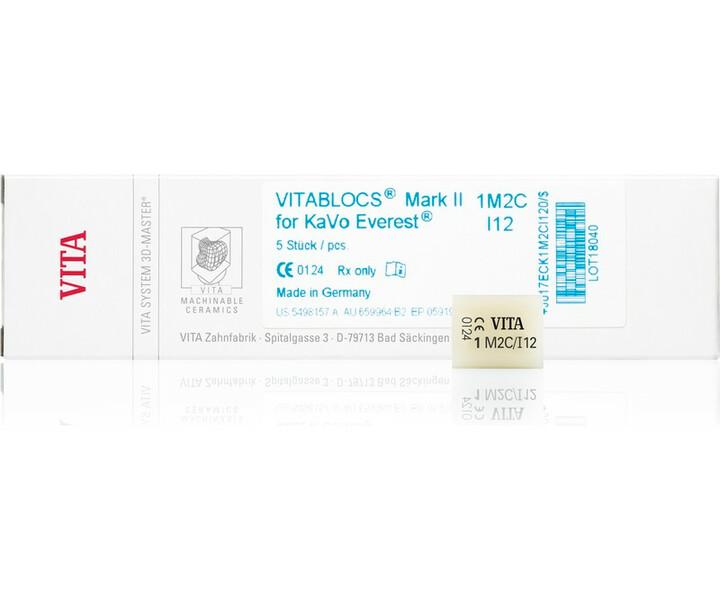 VITABLOCS Mark II for KaVo Everest VITA SYSTEM 3D-MASTER