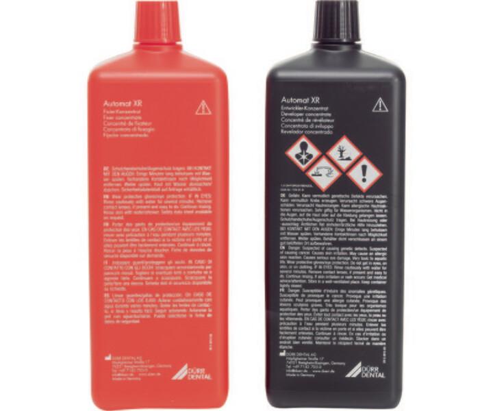 Chemikalien-Set Automat XR