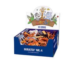 Miratoi Nr. 4 Zoo-Tiere