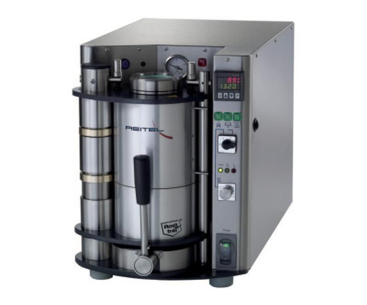 Induret-Compact mit Temperatursteuerung