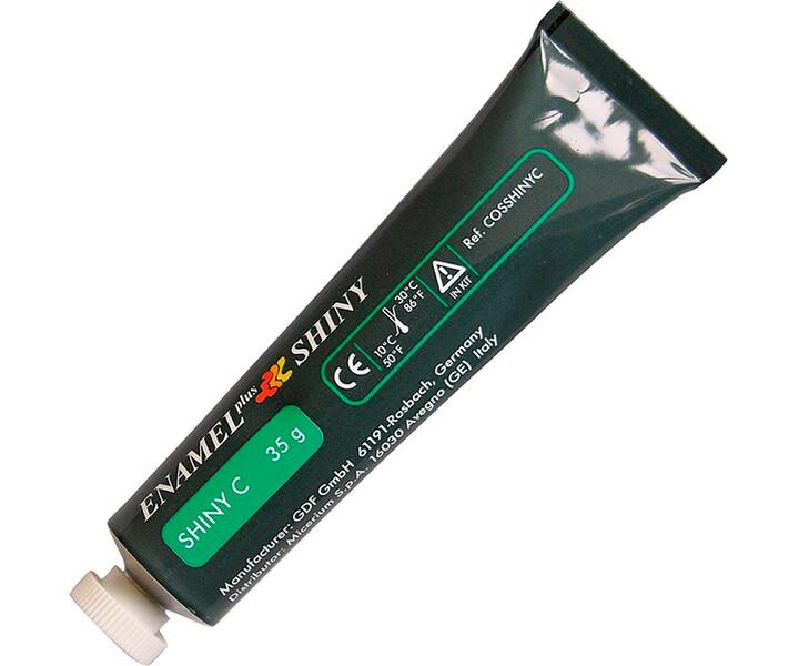 Enamel Plus SHINY Diamantpaste Alu Oxyd