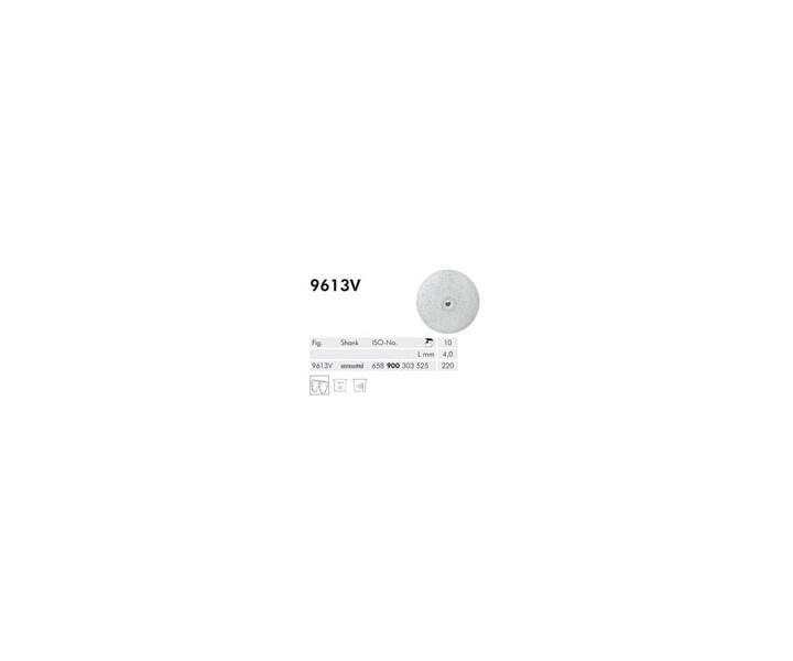 H+M Elastische Polierer Fig. 9617 V - 9619 V ,weiß