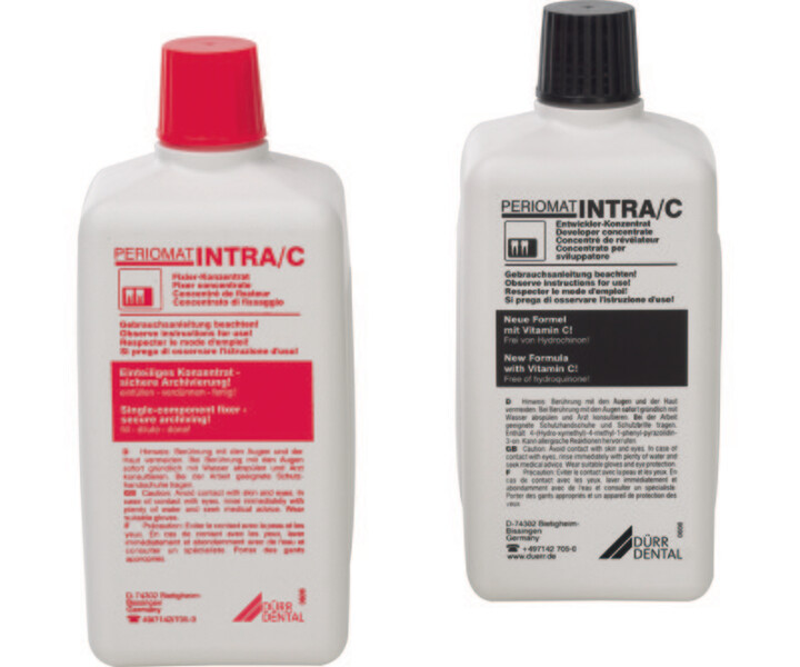 Chemikalien-Set Periomat Intra/C