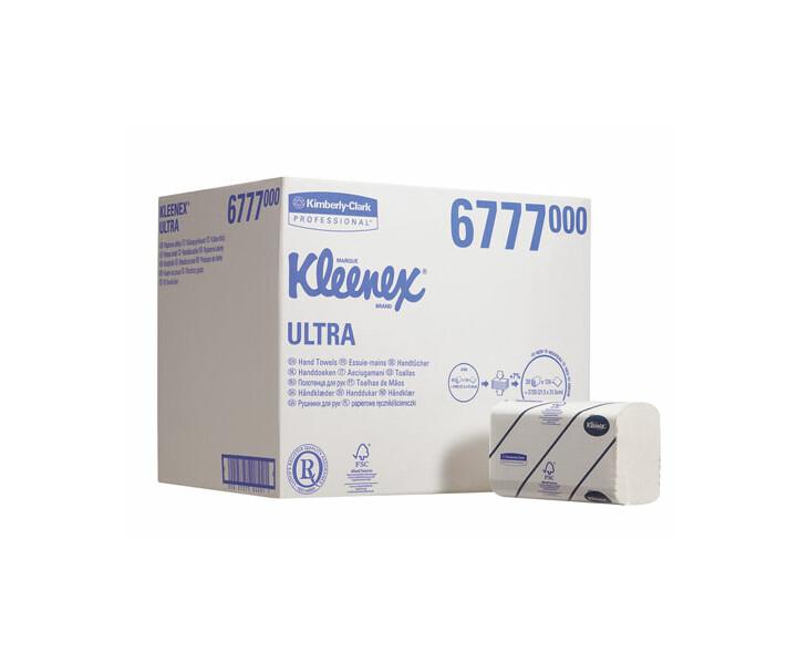 Kleenex Handtücher Ultra Soft