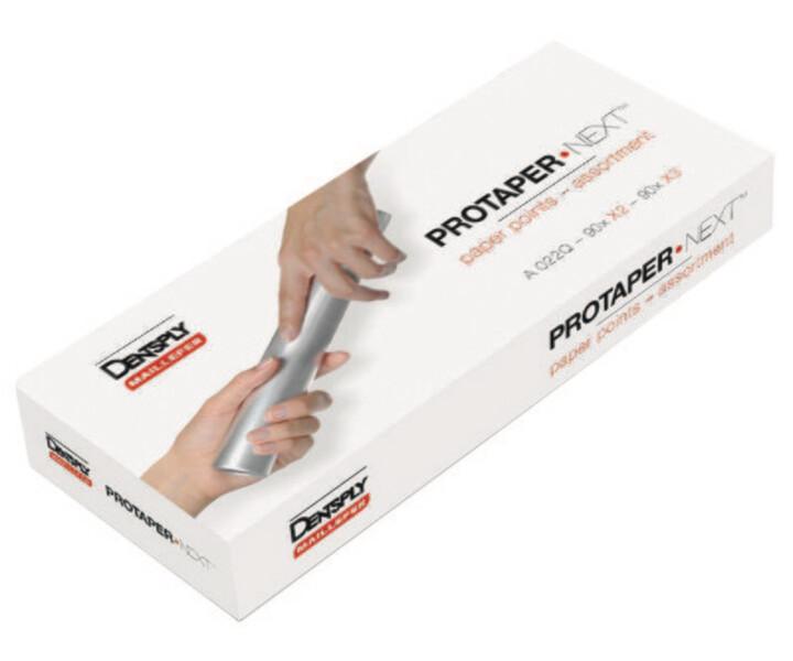 ProTaper Next Papierspitzen