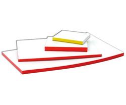 Antirutsch-Anmischblocks