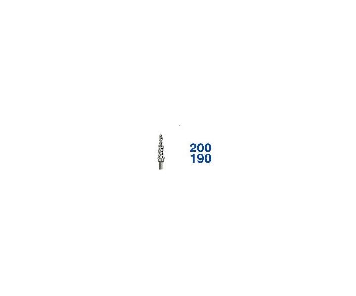 Horico Hartmetallfräser Fig. S200/190