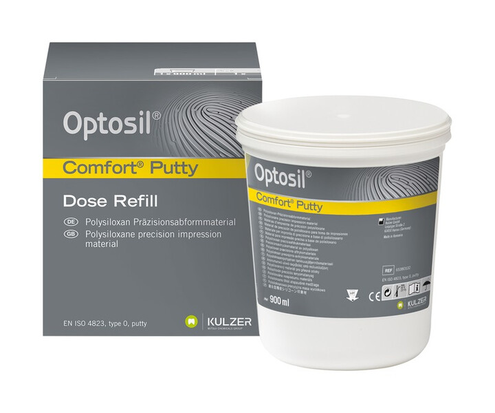 Optosil Comfort Putty