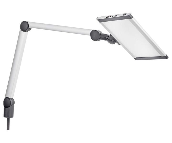 LED Arbeitsleuchte Mini mit Gelenkarm