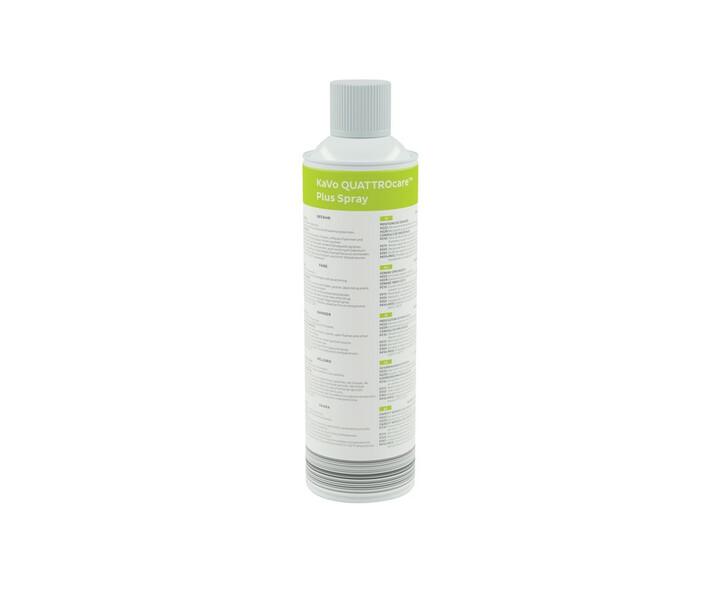 Quattrocare Plus Spray