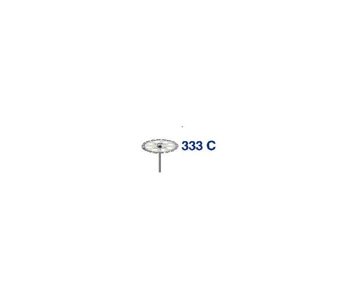 Horico Diamantscheiben, Fig. H 333 C