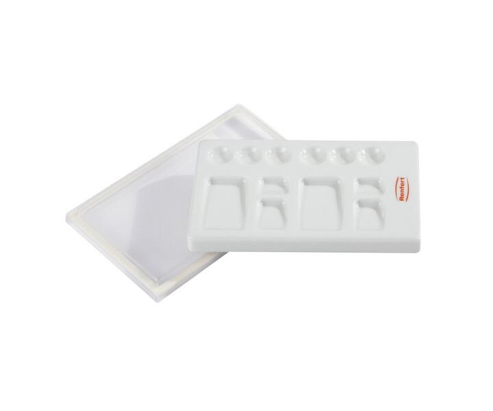 Keramik-Anmischplatte