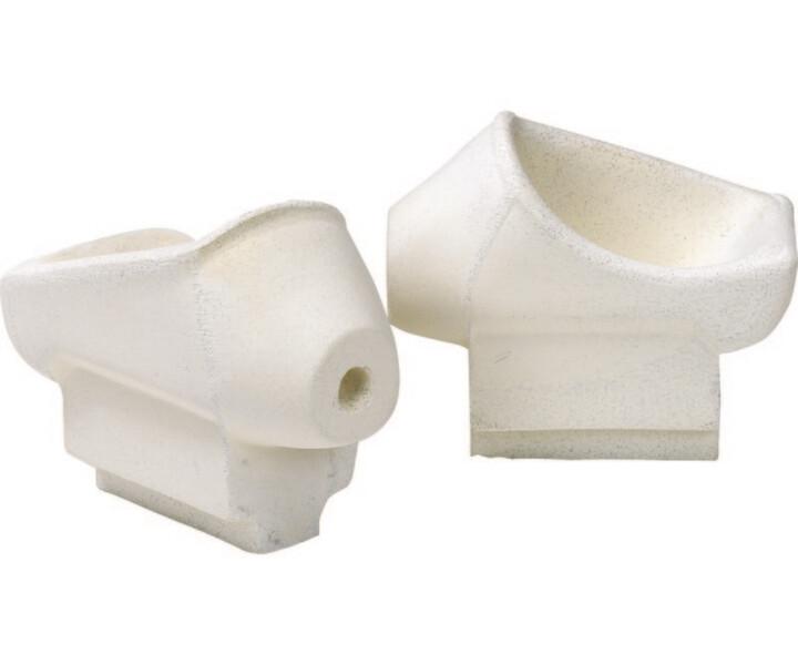 Keramik-Schmelztiegel Flamme