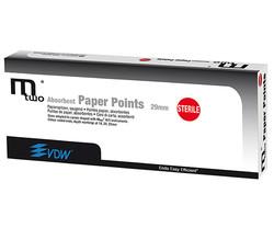 MTWO Papierspitzen Steril