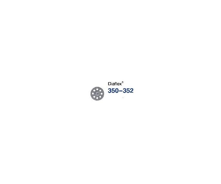 Horico Diamantscheiben, Fig. H 350 - H 352